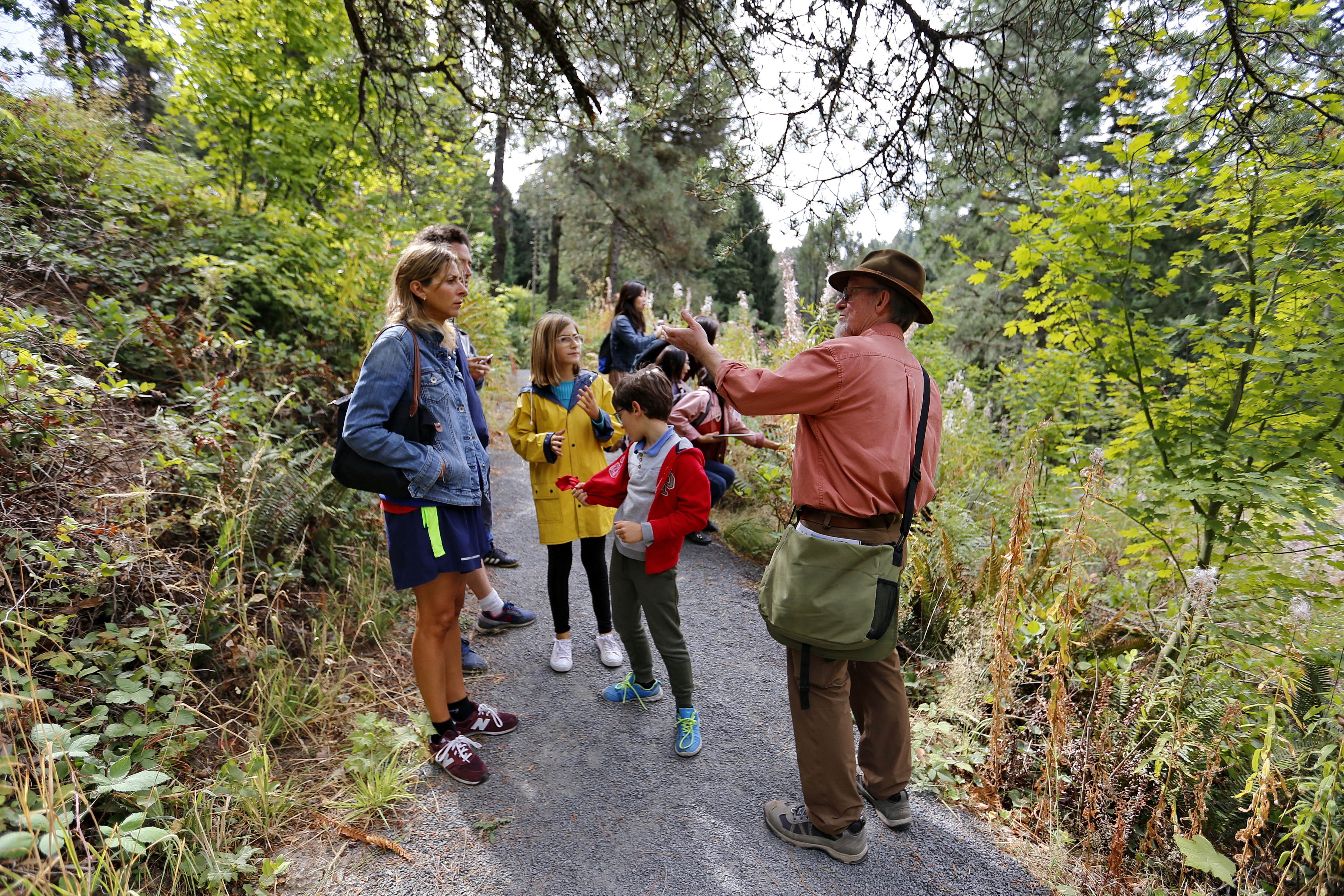 Hoyt Arboretum Family Tours- 3rd-5th grade- Cancelled due to Parks Closure