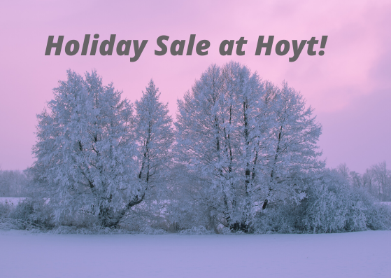 Holiday Sale: The Sequel!